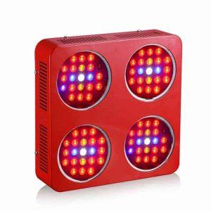 lampada led doppio chip 840 watt