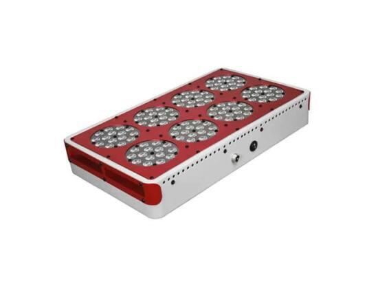 Lampada apollo led 360 watt con ottiche professionali for Lampade a led watt