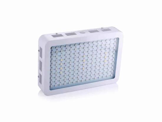 lampada led 450 w full spectrum vista frontale