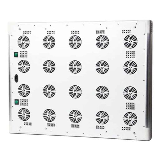 dimmer 20 led lamp rear