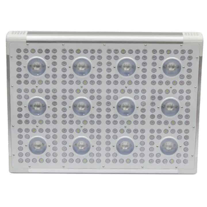 dimmer 12 led cob lamp