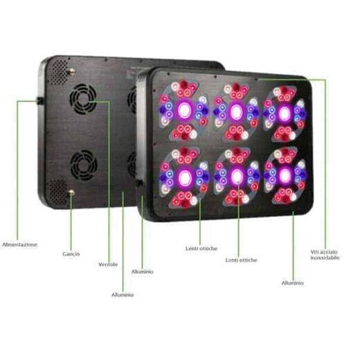lampada led G3 hyperled wireless