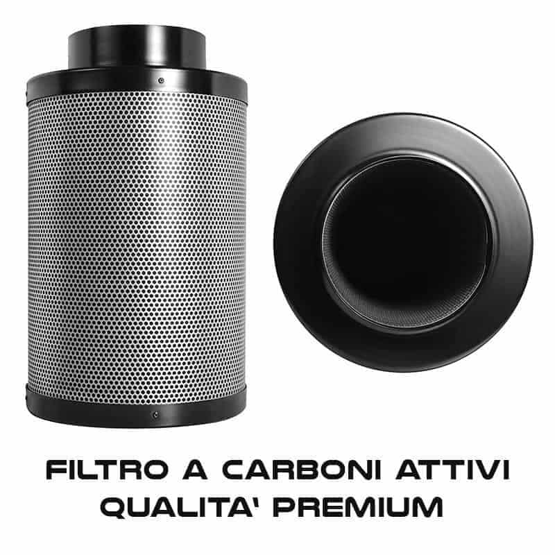 filtro per kit completo