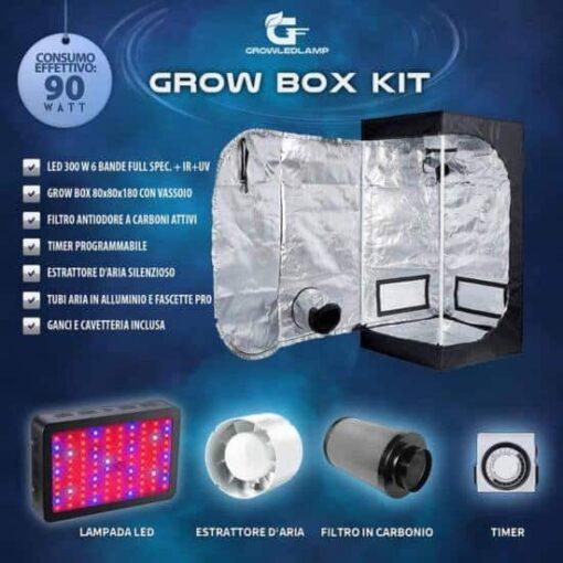 grow box kit completo