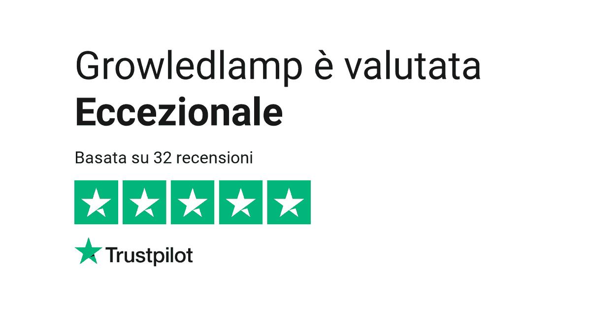 growledlamp trustpilot rating
