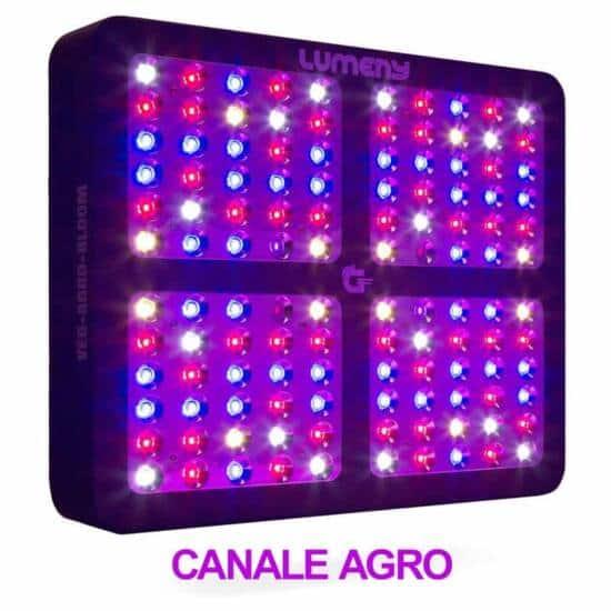 lumeny 1200 watt led agro