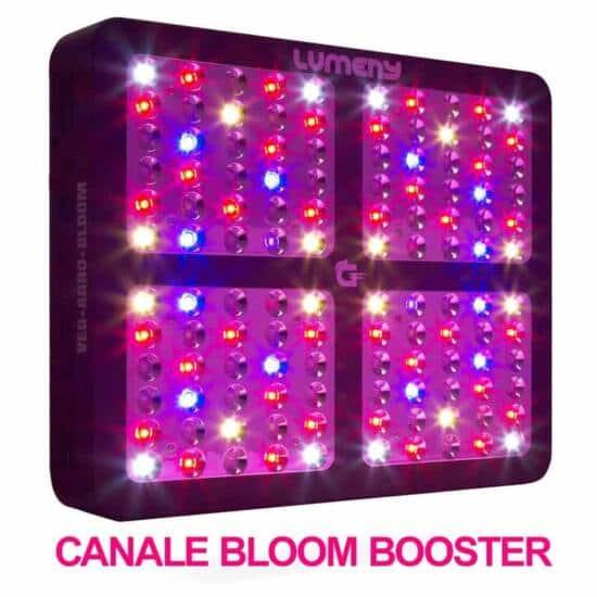 lumeny 1200 watt led bloom booster