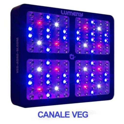 lumeny 1200 watt led veg