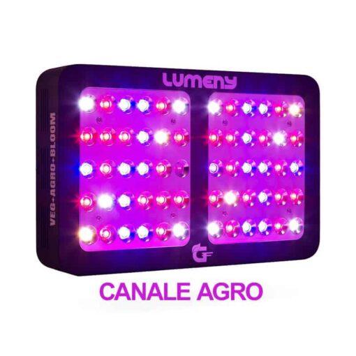 lumeny 600 watt canale agro