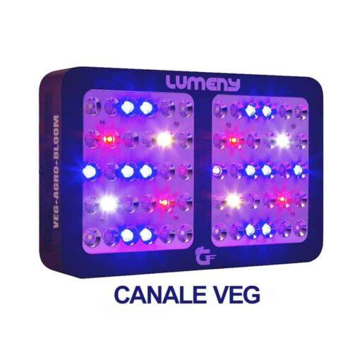 lumeny 600 watt canale veg