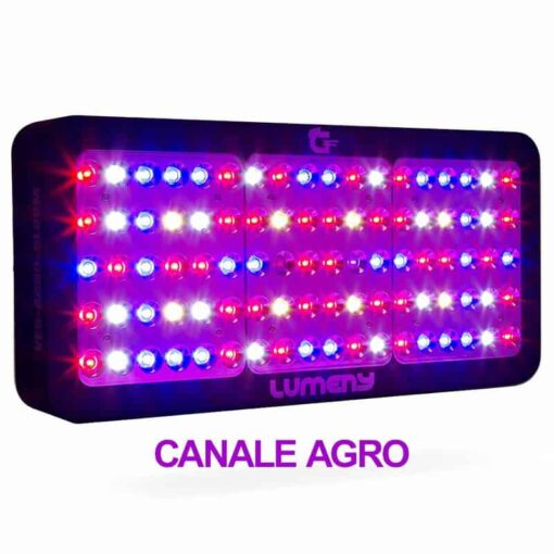lumeny 900 watt led agro