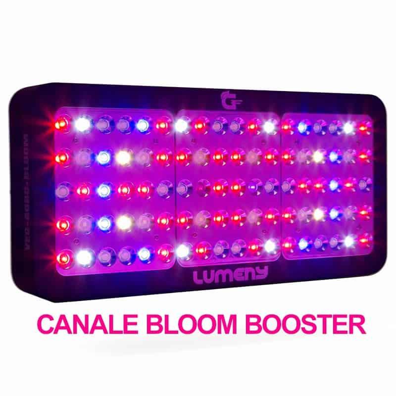 lumeny 900 watt led bloom booster