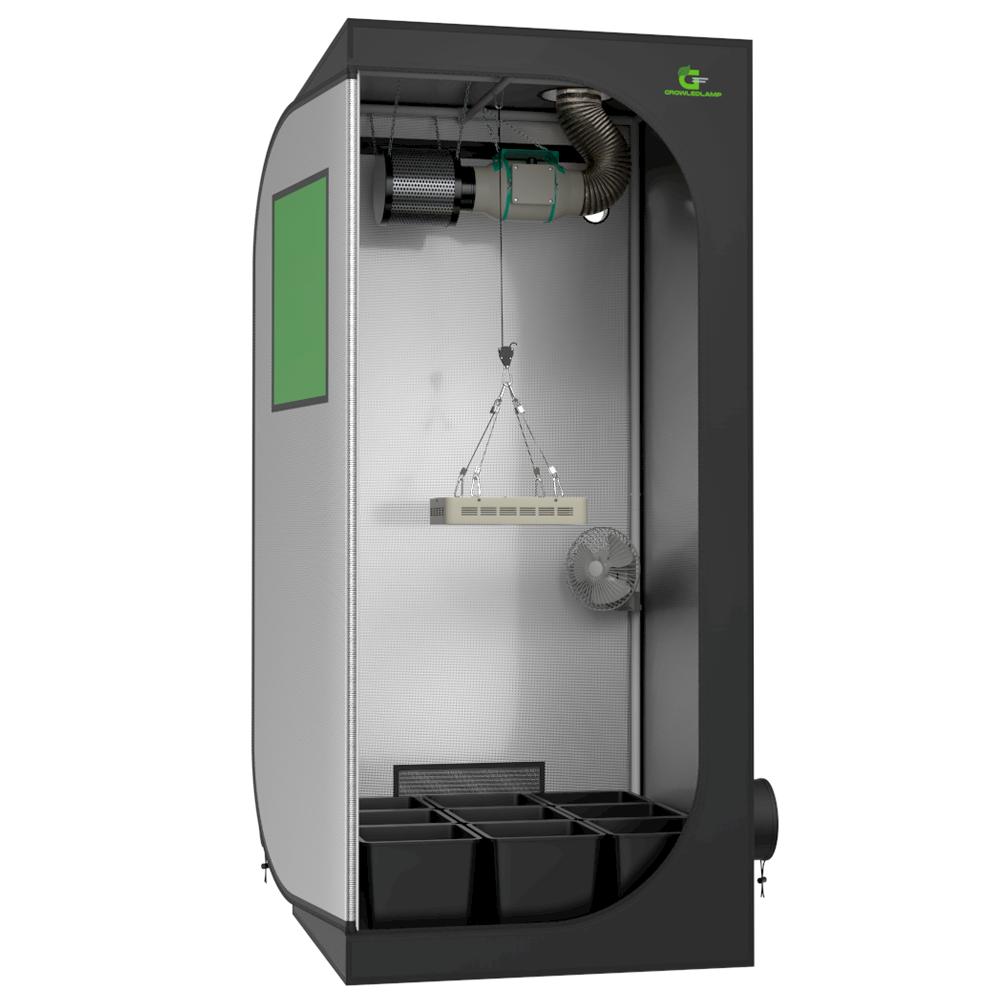 grow box serra 80 80 180 cm