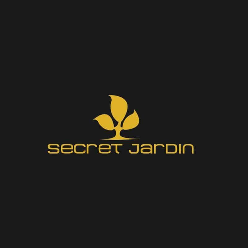 secret jardin logo