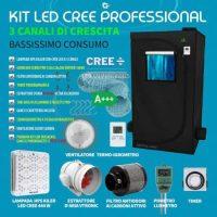 kit led completo cree 444 w