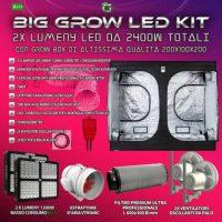 big kit coltivazione 200x200x100